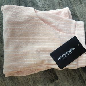PRETTYLITTLETHING TROUSERS NWT
